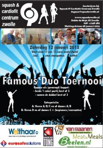 Famous Duo 2013