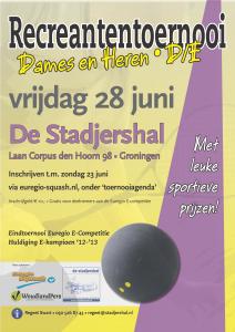 D_E toernooi 28-06-13