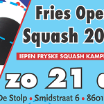 Open Friese Squash Kampioenschappen – Iepen Fryske Squash Kampioenskippen