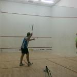 Paul Walraven en Henk Heerink winnen Open Heinose Squash Kampioenschappen