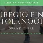 Euregio Eindtoernooi en KEK Tour ranking