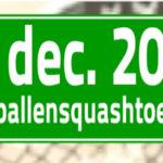 Kerstballen toernooi Vorden